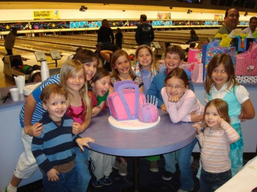 bowling birthday